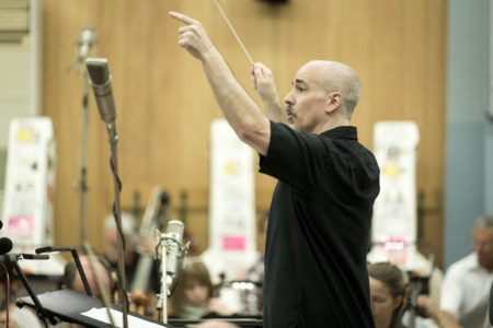 Peter Boyer The London Philharmonic Orchestra Abbey Road, London June 17, 2013