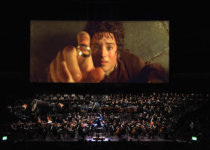 LOTR-FOTR in Concert-Frodo catching Ring_Orch