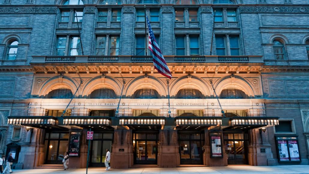 Boyer's <em>Ellis Island</em> to be performed at Carnegie Hall
