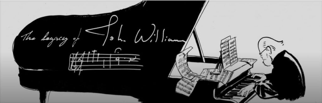 The Legacy of John Williams website banner